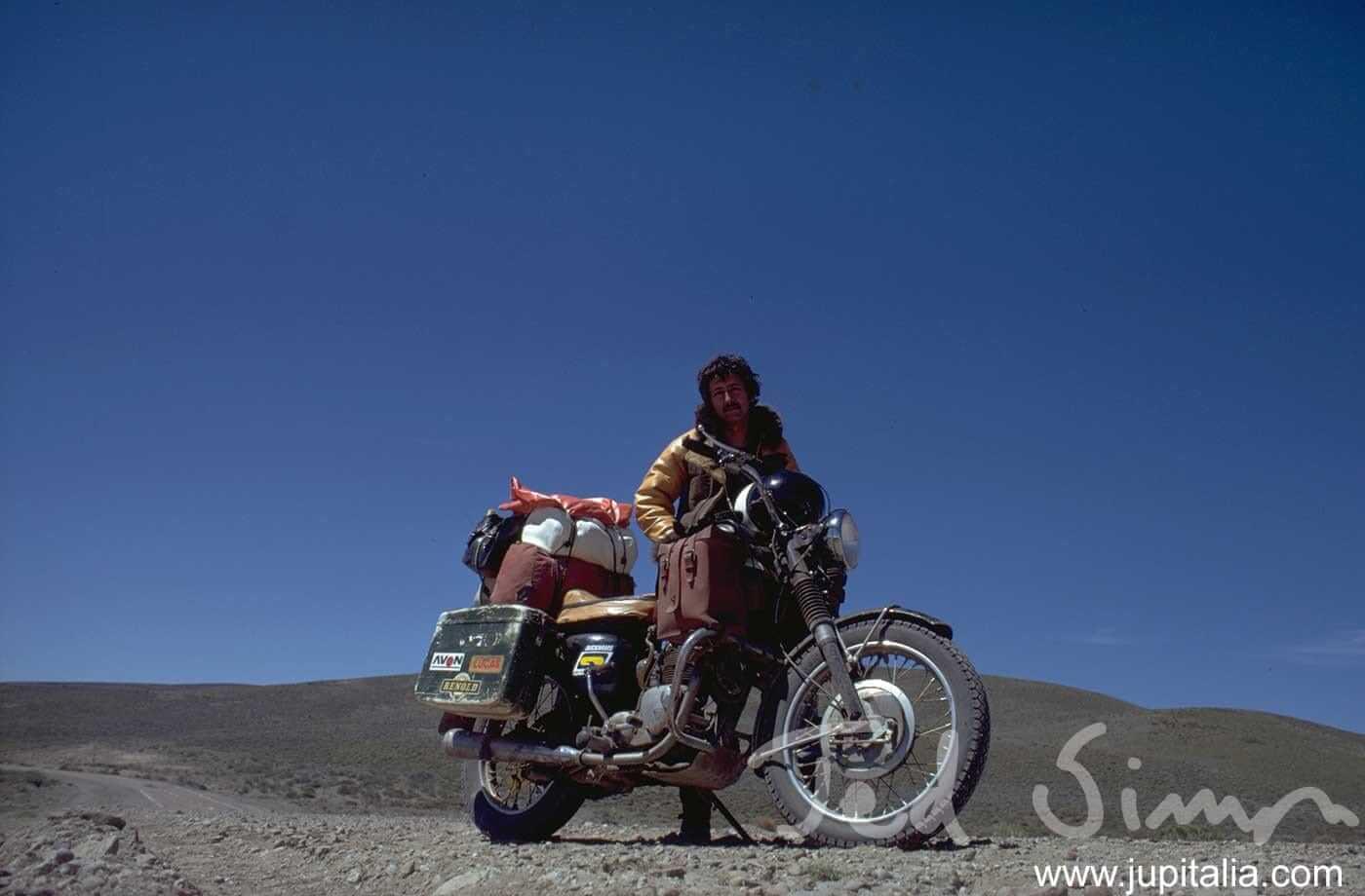 Ted Simon Jupiters Travels