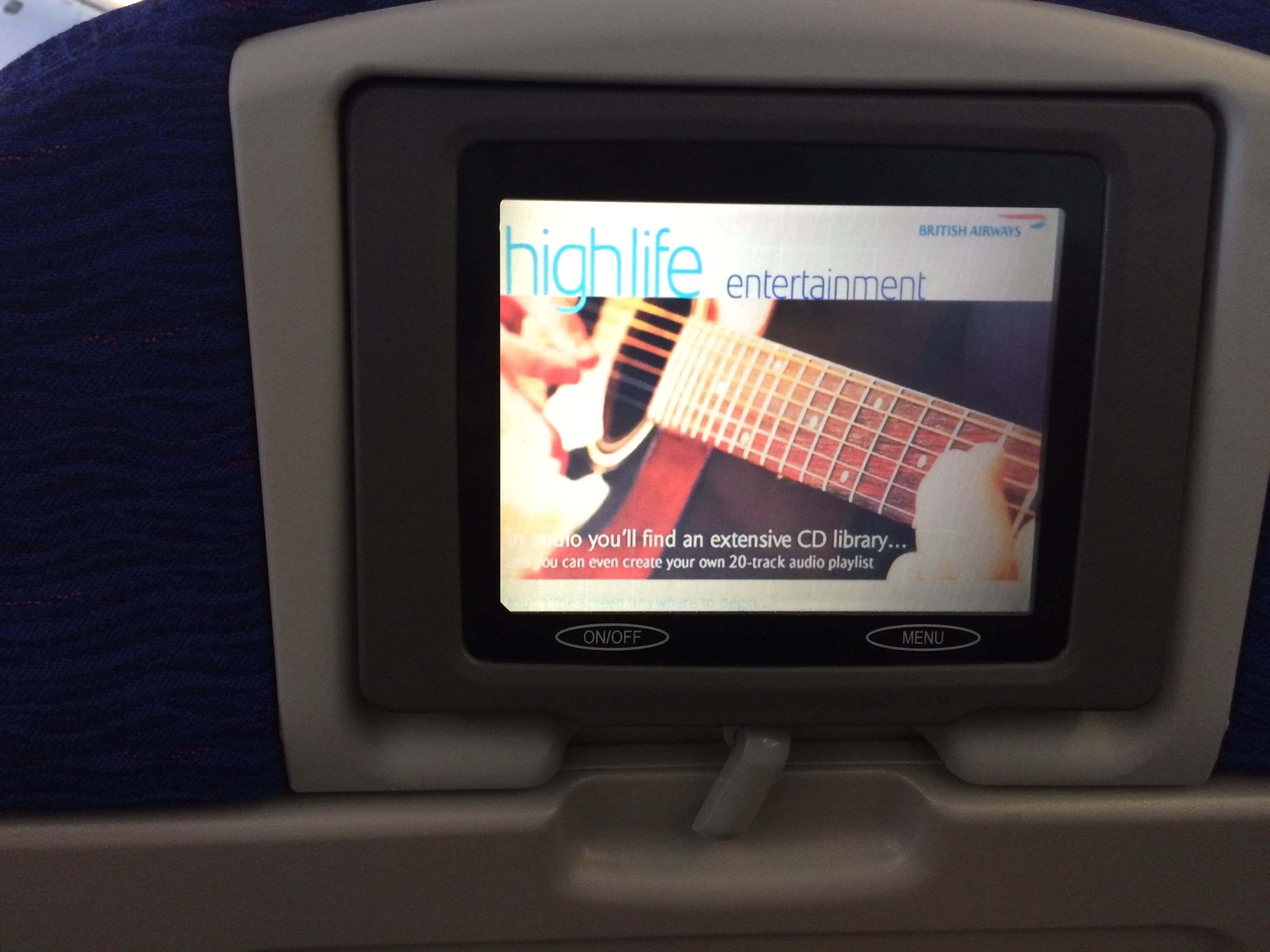 BA2167 Gatwick Tampa flight