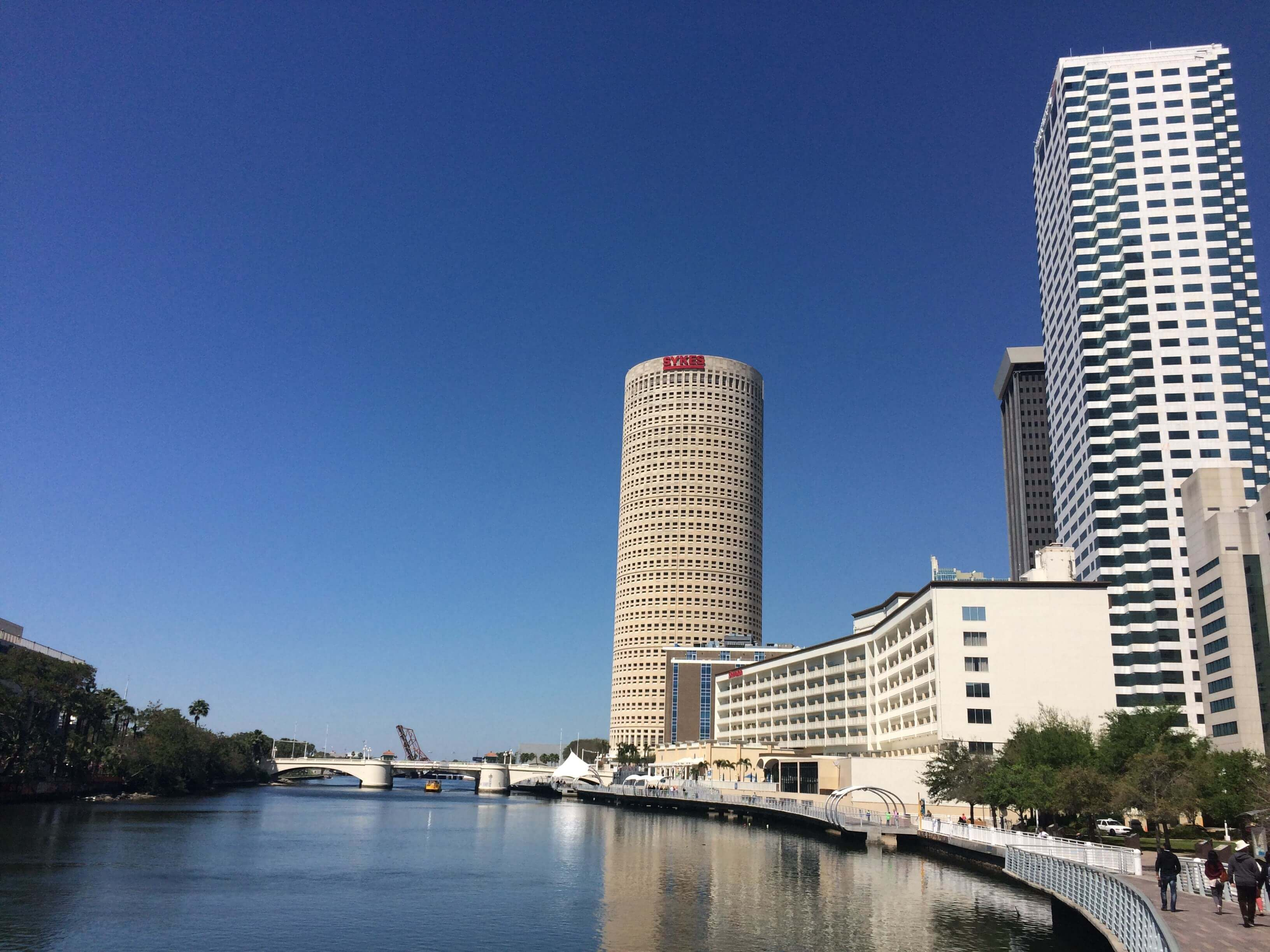 Tampa Downtown Walk